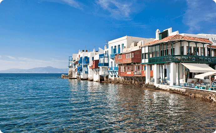 Mykonos & the Cyclades islands